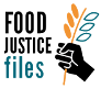 Food Justice Files Logo
