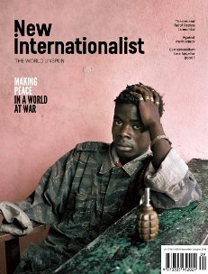 New Internationalist issue 515 magazine cover