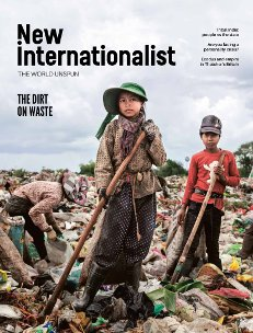New Internationalist issue 516 magazine cover