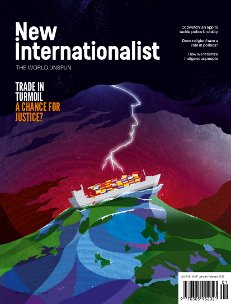 New Internationalist issue 517 magazine cover