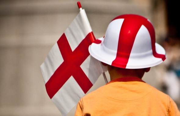 Celebrating St George's Day
