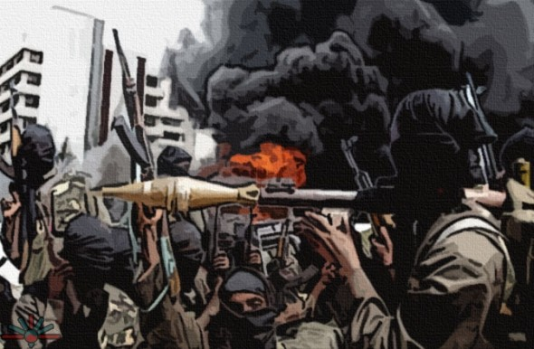 Boko Haram illustration