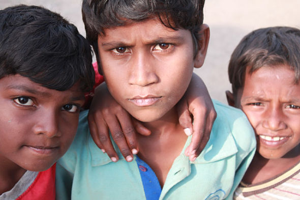 India's illegal detention of juveniles