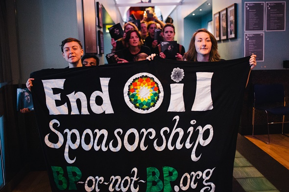 BP or not BP activists