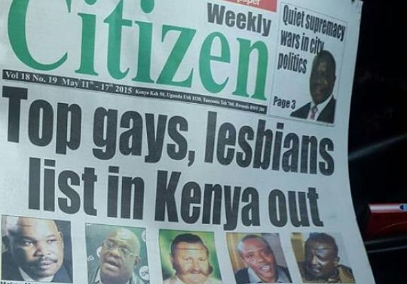 Citizen Weekly front page