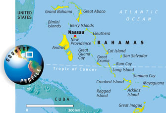 Bahamas New Internationalist - Where are the bahamas