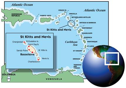 Destino vacacional en el Caribe las Islas de Sotavento