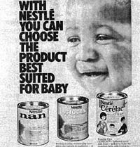 Nestle Baby Food Controversy