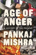 Front cover of Age of Anger book