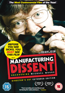 Manufacturing Dissent DVD cover