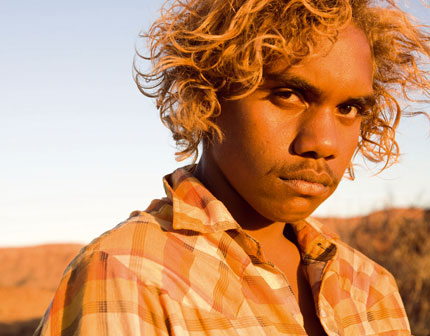 Samson – anti-hero of a haunting, sometimes upsetting Australian film.