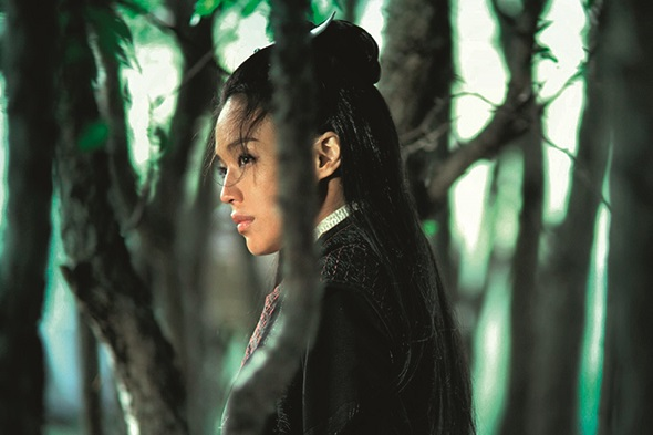 The Assassin film still