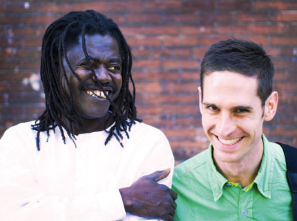 Banjo brothers' living relationship on Africa to Appalachia.