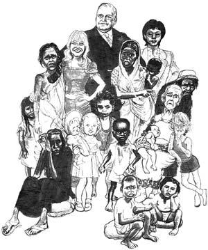 the art of development new internationalist 1970s Environmentalism the decade of understanding