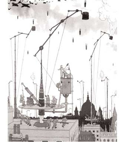 Illustration: Heath Robinson