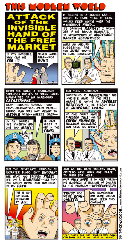 This Modern World by *Tom Tomorrow*