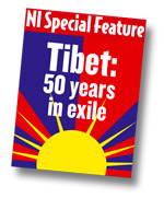Tibet: 50 years in exile