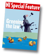 NI Special Feature: Greening the law