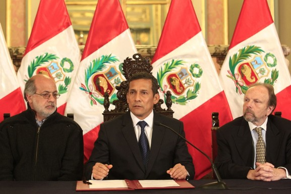 Photo by Presidencia Peru under a CC Licence.