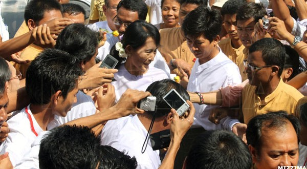 Burma Democratic Concern under a CC Licence