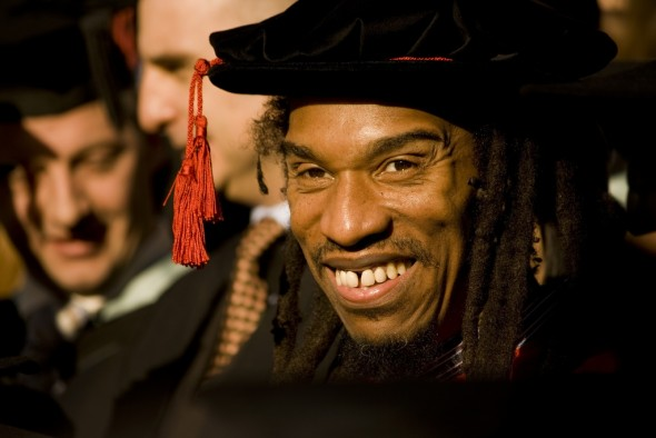 Benjamin Zephaniah [Related Image]