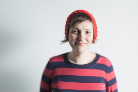 Comedian Josie Long [Related Image]