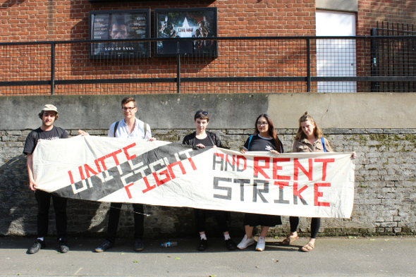 goldsmiths strikers one.JPG