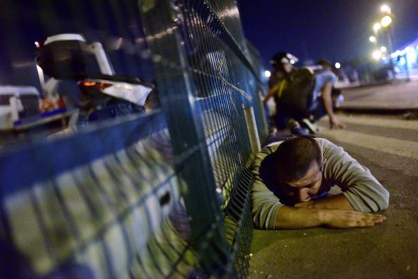REUTERS/Yagiz Karahan