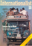 Cover for October 1980 - Issue 092 - Taken for a ride - How transport leaves the poor behind