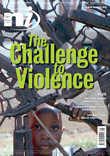 Cover for The challenge to violence (Issue 381)