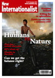 Front cover of New Internationalist magazine, issue 437