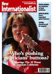 Front cover of New Internationalist magazine, issue 439