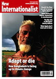 Cover of the Climate change adaptation (Issue 451) of New Internationalist