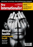 Cover of the Mental health (Issue 452) of New Internationalist