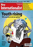 Front cover of New Internationalist magazine, issue 456