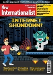 Cover of the Internet Showdown (Issue 458) of New Internationalist