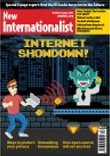 Front cover of New Internationalist magazine, issue 458