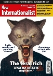 Cover of the The Feral Rich of New Internationalist