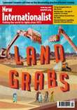 Cover of the Land grabs of New Internationalist