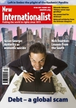 Front cover of New Internationalist magazine, issue 464
