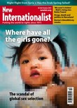 Front cover of New Internationalist magazine, issue 466