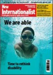 Front cover of New Internationalist magazine, issue 467