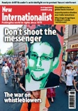 Front cover of New Internationalist magazine, issue 471
