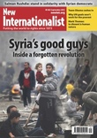 Front cover of New Internationalist magazine, issue 485