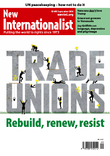 Cover of the Trade unions: rebuild, renew, resist of New Internationalist
