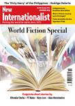 Cover of New Internationalist magazine - World Fiction