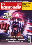 Cover of the May Issue: West Papua of New Internationalist