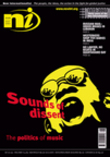 Cover for Sounds of Dissent (Issue 359)