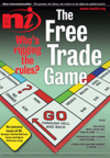 Cover for The free trade game (Issue 374)