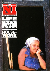 New Internationalist issue 181 magazine cover